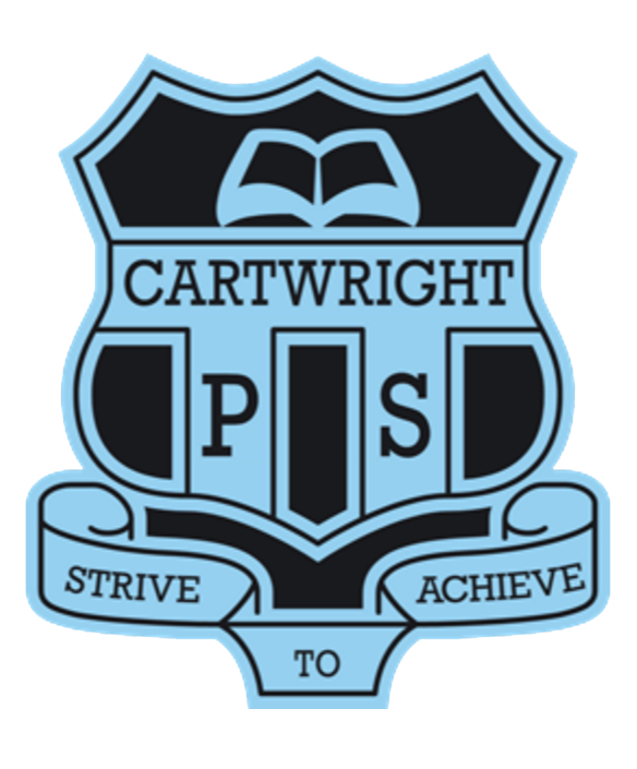 Cartwright Public School logo